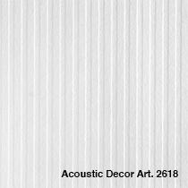 Intervos Acoustic Decor 2618 geluidsisolerende wandbekleding overschilderbaar
