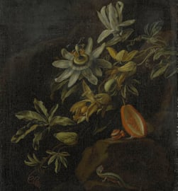 Dutch Painted Memories 8007 Passion flowers Elias Van Den Broeck