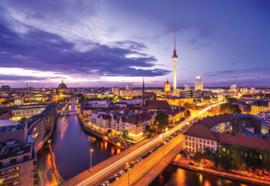 Fotobehang Berlin City Skyline