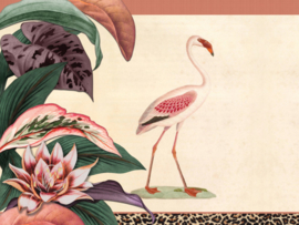 BN Studio Flamingo & Leopard 200390