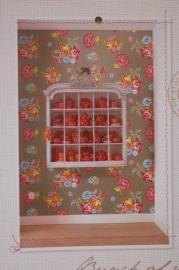 Eijffinger Pip Studio behang  386121 Bunch of Flowers Khaki