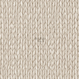 Esta Boho Chic 148699 geweven riet wicker