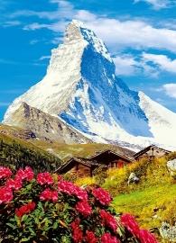 Fotobehang Idealdecor 00373 Matterhorn