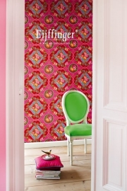 Eijffinger Pip Studio Wallpower 313114 Singing Roses red