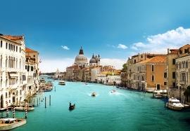 Fotobehang Idealdecor 00146 Canal Grande, Venice