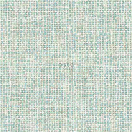 Esta Boho Chic 148662 geweven linnen multi tapijt