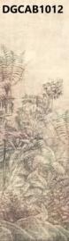 Khrôma Cabinet of Curiosities DGCAB1012 afm. 127cm x 300cm hoog Wander Linen