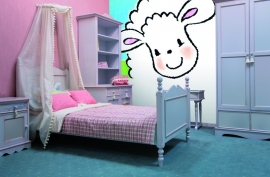 Sweet Collection by Monica Maas - Big Jolly Sheep art. 5038