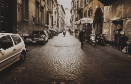 Fotobehang City Love CL19C Rome