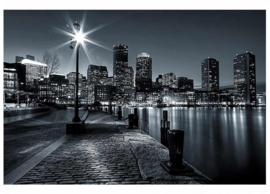 Fotobehang Boston
