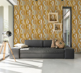 AS Creation Private Walls Geo Nordic 37533-3