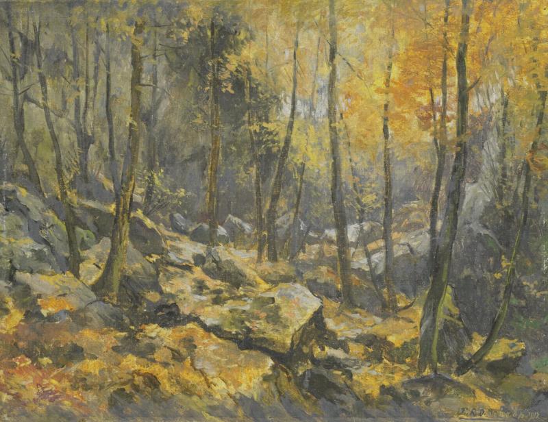 Dutch Painted Memories 8091 Felsenmeer