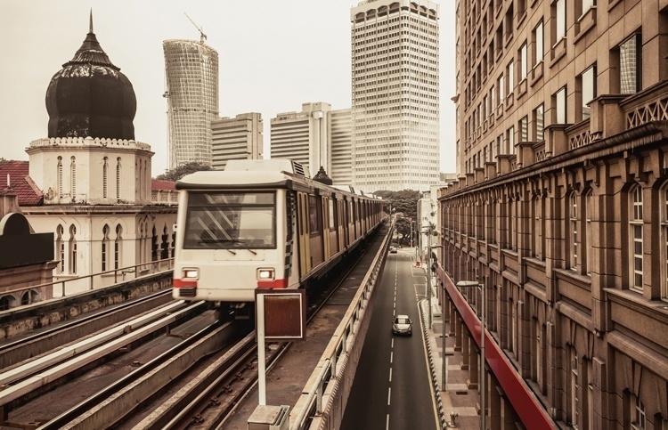 Fotobehang City Love CL49A Kuala Lumpur