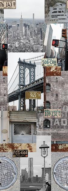 Wallprint AK1036 New york