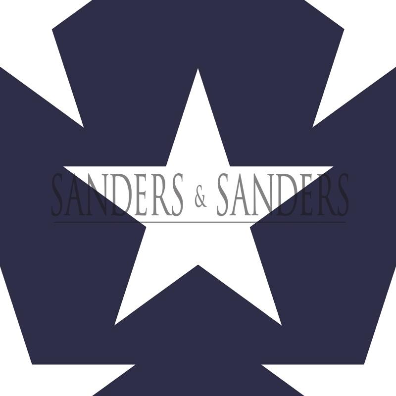 Behang Sanders & Sanders Trends&More 935256 sterren