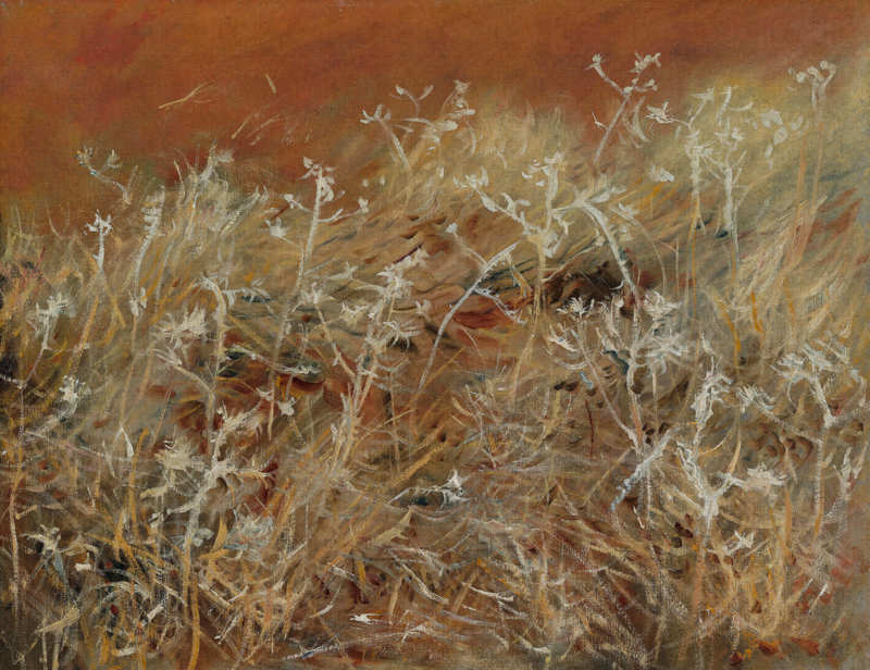 Dutch Painted Memories 8065 Thistles