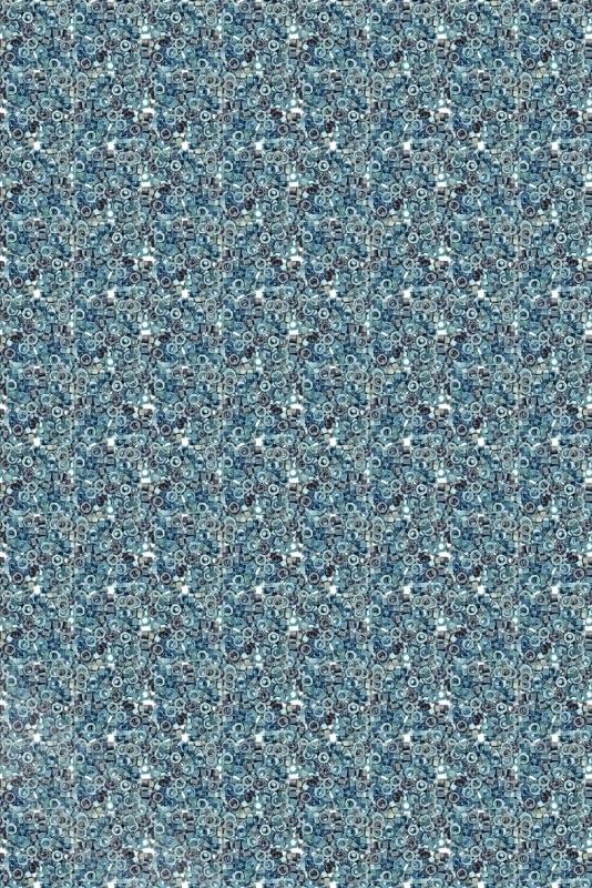 Fotobehang Wallpaper Queen Materials ML282 Moertjes