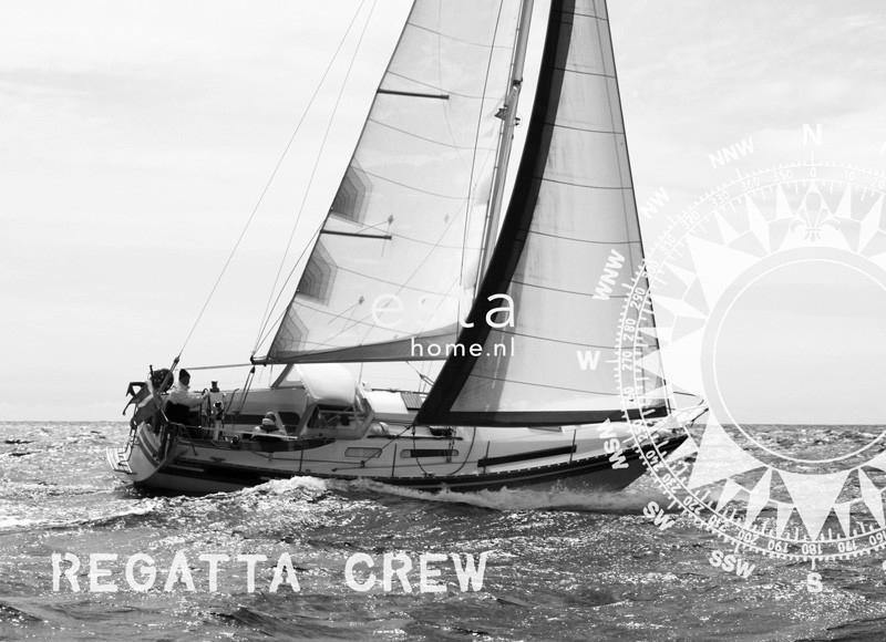 Esta Home Regatta Crew (E) 156433 PhotowallXL  Yachting