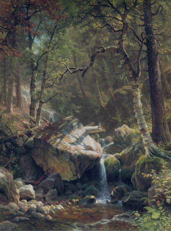 Dutch Painted Memories 8085 Mountain brook