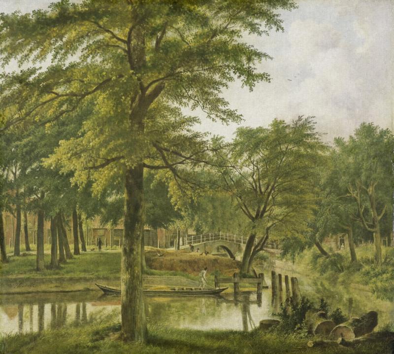 Dutch Painted Memories 8062 Dutch Landscape V