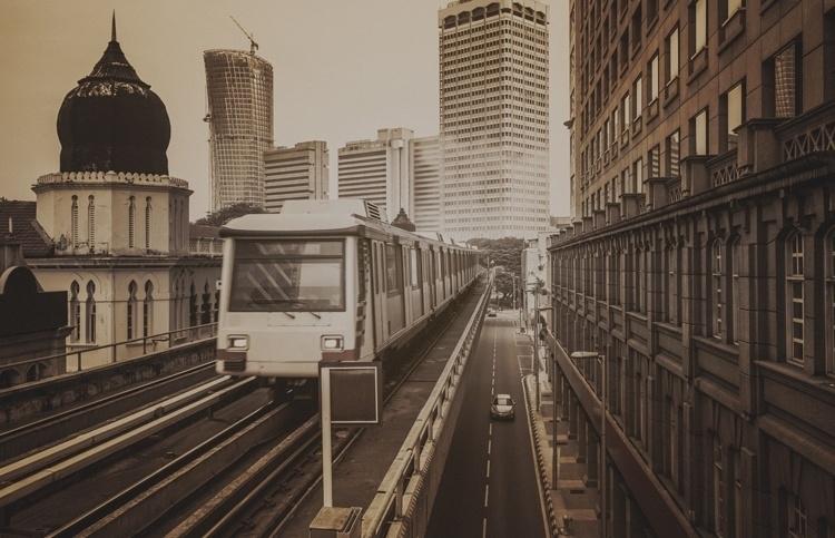 Fotobehang City Love CL49C Kuala Lumpur