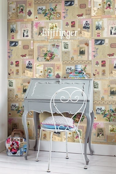 Eijffinger Pip Studio Wallpower 313101 Made with Love