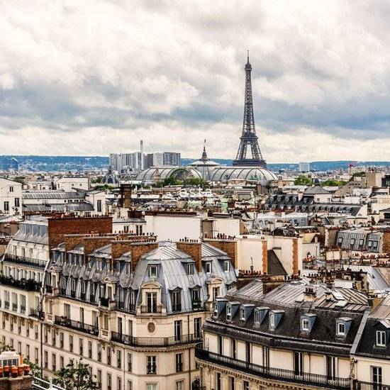 Esta #FAB 158810 photowall XXL Paris