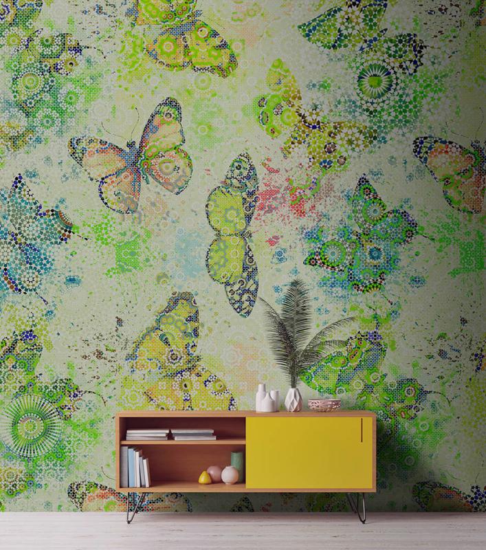 Living Walls by patel fotobehang DD110272