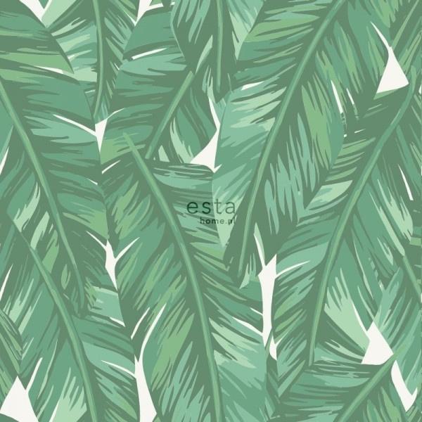 Esta Jungle Fever 151-139014 bananen bladeren
