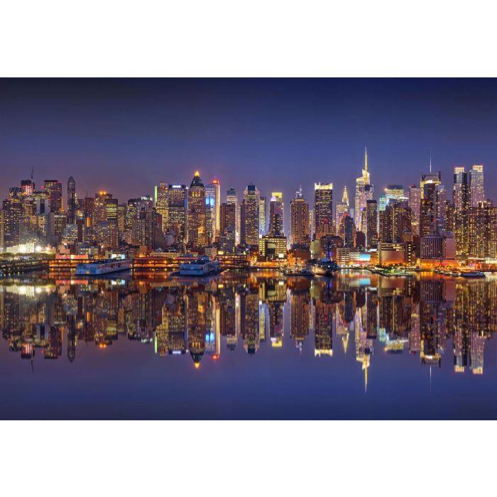 Fotobehang New York Reflections