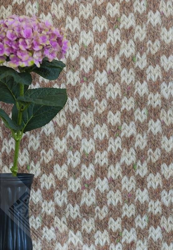 Fotobehang Wallpaper Queen ML217 knitting