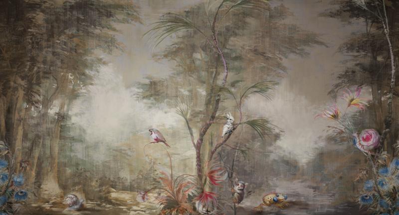 Inkiostro Bianco Perceval by Giovanni Bressana