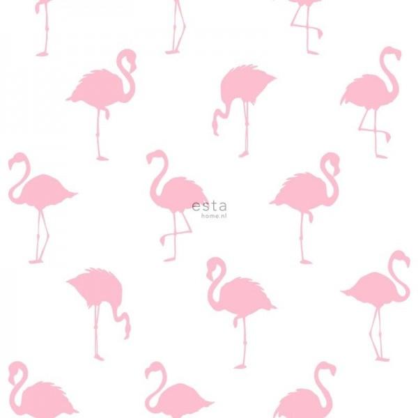 Esta Jungle Fever 151-138992 flamingo's