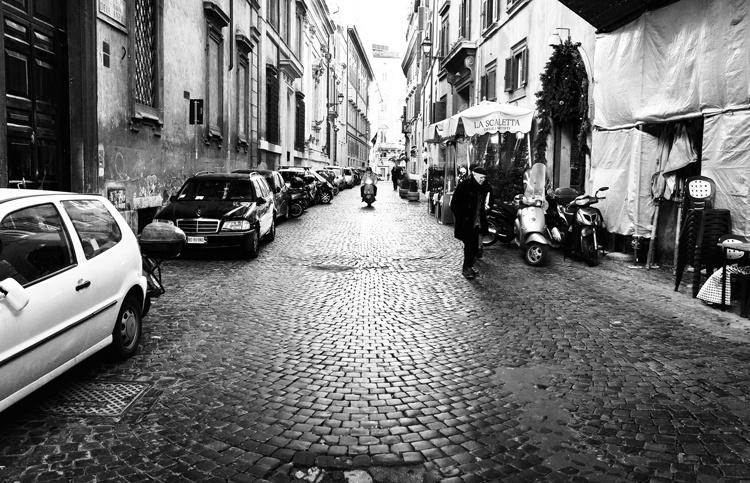 Fotobehang City Love CL19B Rome