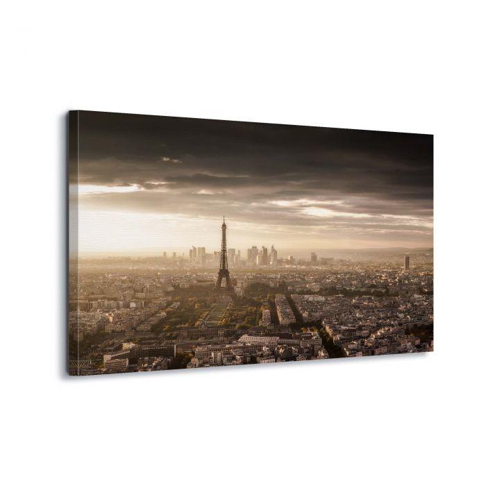 Canvasdoek Parijs