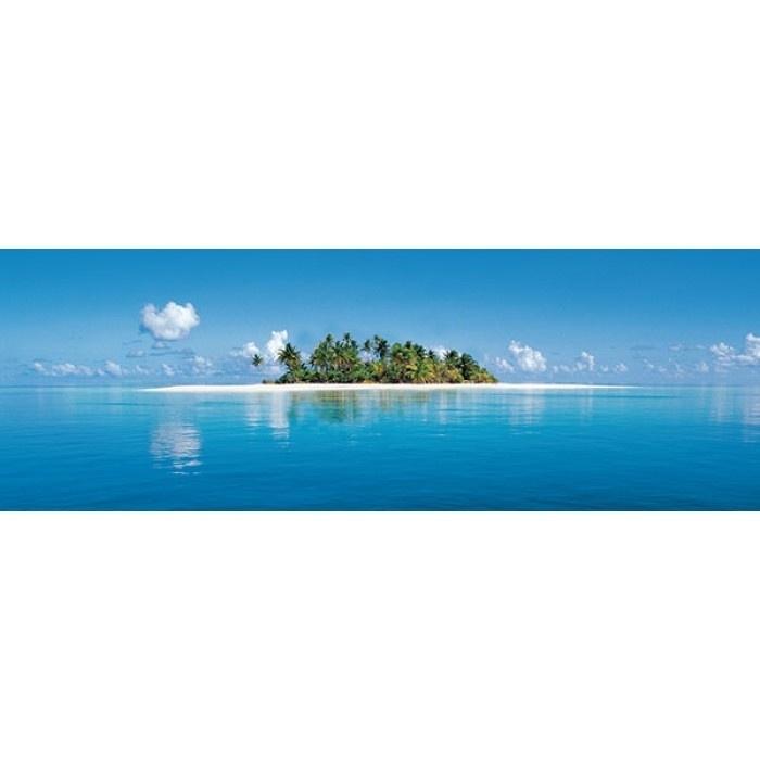 Fotobehang Idealdecor 00369 Maldive Island