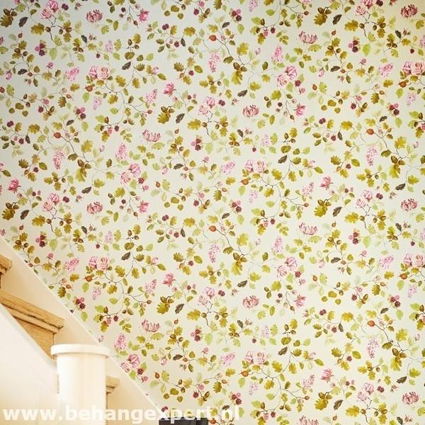 Behang Eijffinger Un Bisou 365005 bloemen