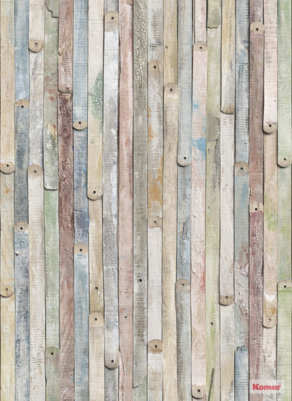 Komar 4-910 Vintage Wood
