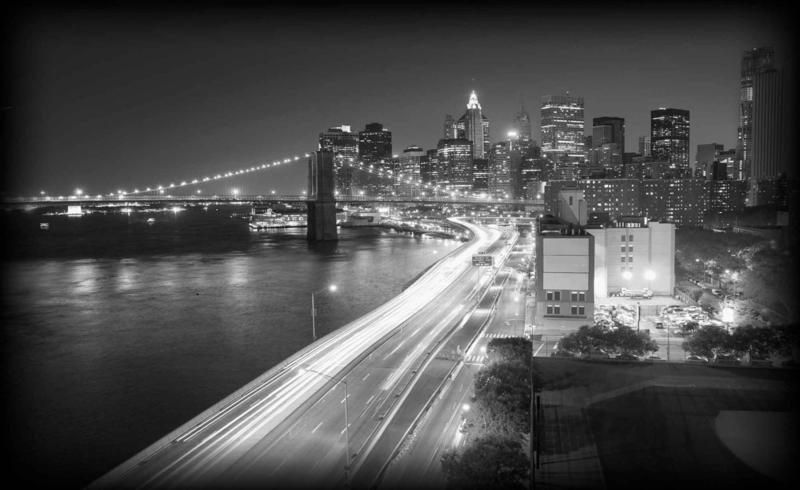 Fotobehang New York City