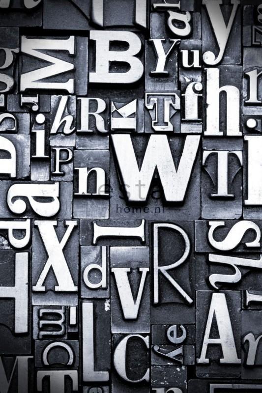 Esta Photowall XL 157708 Letter press