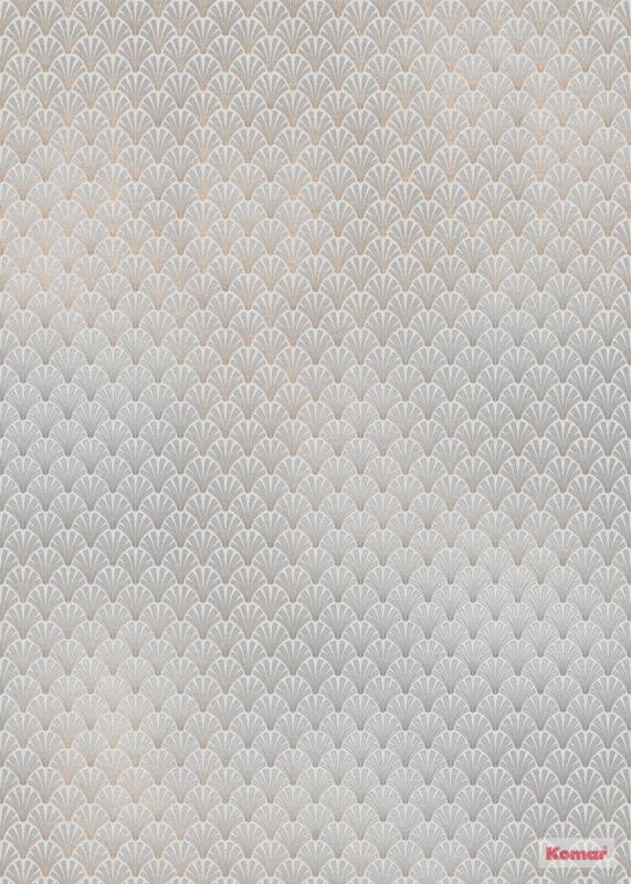 Komar Heritage HX4-017 Royal Jugendstil fotobehang