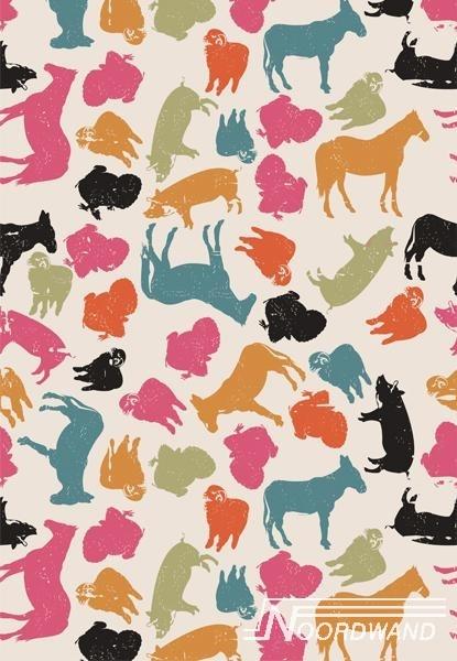 Fotobehang Noordwand Farm life 3750025 Animal print