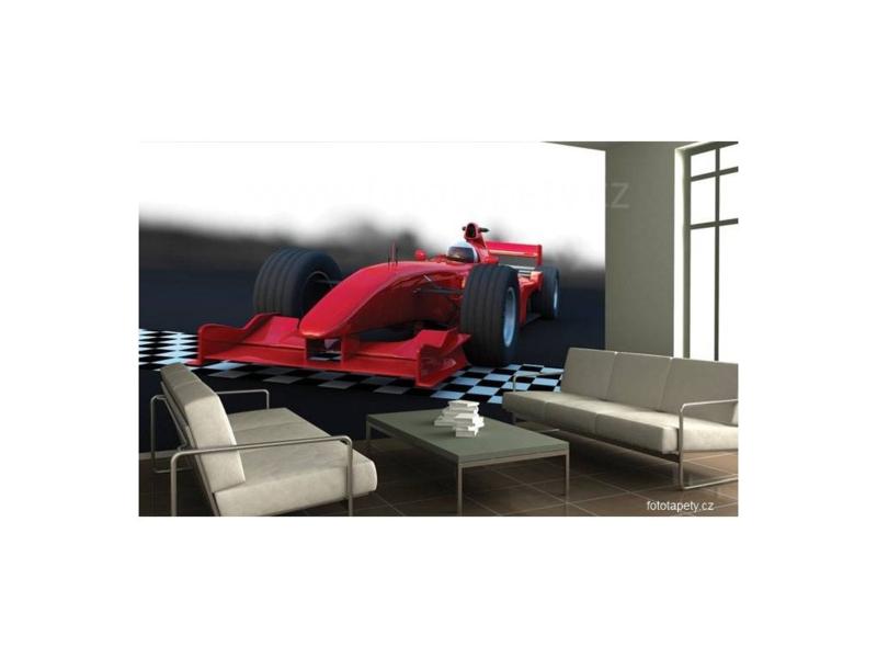 Fotobehang Formule 1.Fotobehang Formule 1 Race Auto Wallart By Behangexpert
