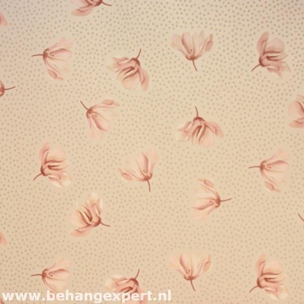Behang Eijffinger Un Bisou 365071 bloemen