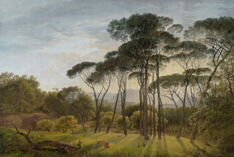 Dutch Painted Memories 8037 Italian Landscape ||