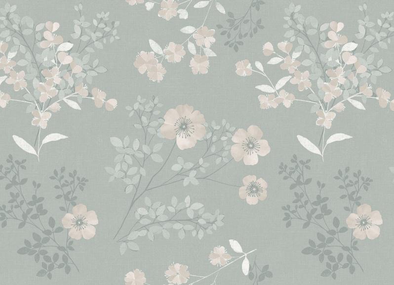 Behang Boras Tapeter- In bloom 7233