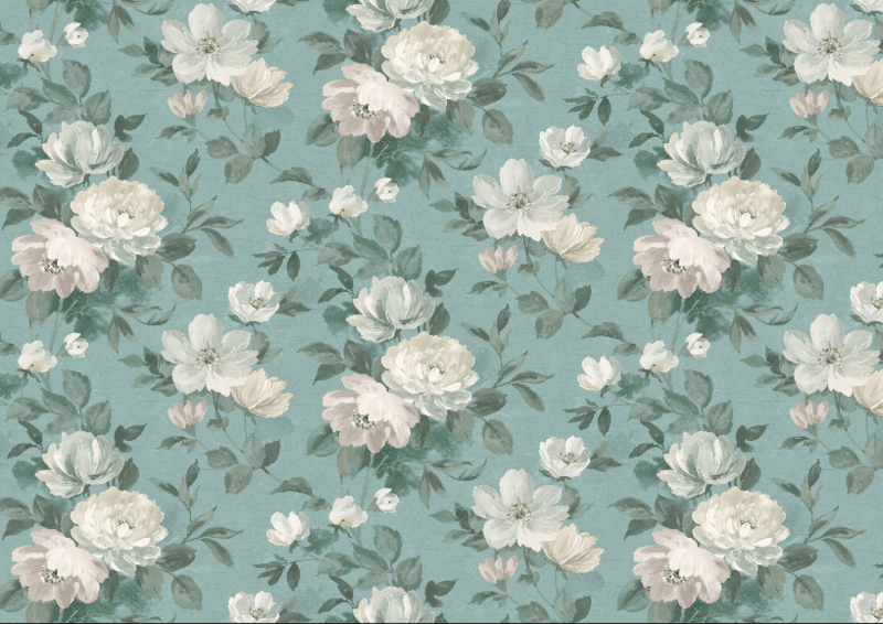 Behang Boras Tapeter- In bloom 7223
