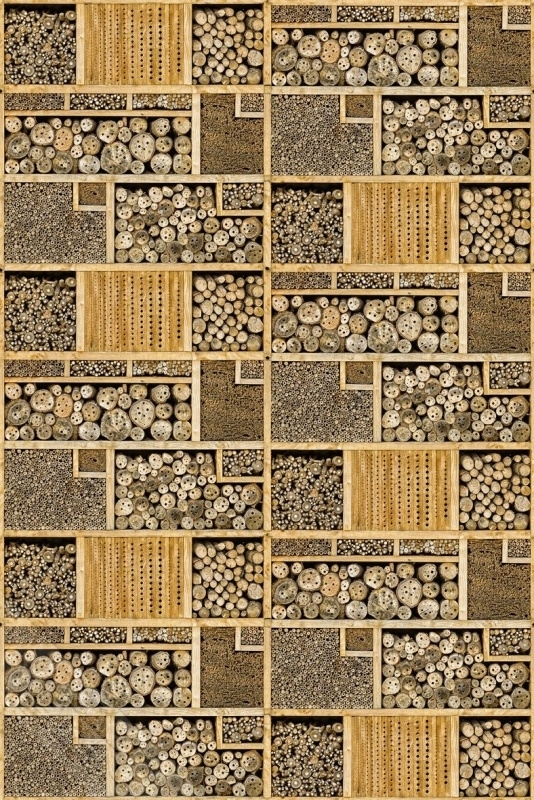 Fotobehang Wallpaper Queen Materials ML272 Hout