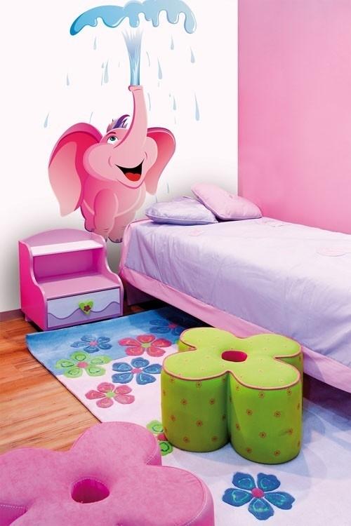 Little Ones fotobehang 414042 Happy Dumbo