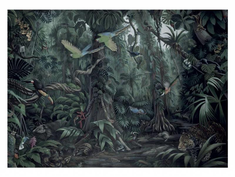 Kek Wonderwalls Tropical Landscapes WP-602